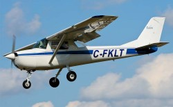 CESSNA 150 model airplane plan