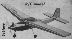Floride model airplane plan