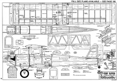 Flyin Flivver. model airplane plan