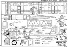 Flyin Flivver. model airplane plan