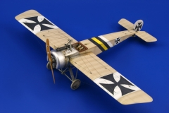 FOKKER E 3 model airplane plan