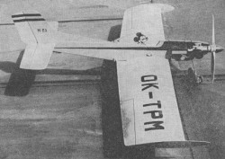 Foton model airplane plan
