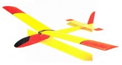 Freda model airplane plan