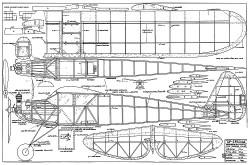 GP-Special model airplane plan