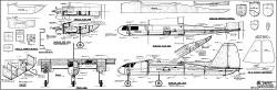 Gemini RCM 1014 model airplane plan