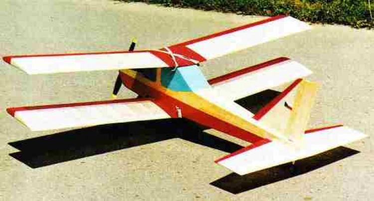 Gemma model airplane plan
