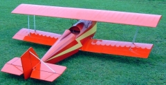 Gere Sport model airplane plan