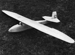 Granau Baby IIa model airplane plan