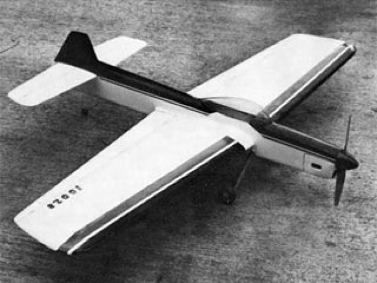 Gremlin model airplane plan