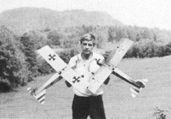 Grokker 3 model airplane plan