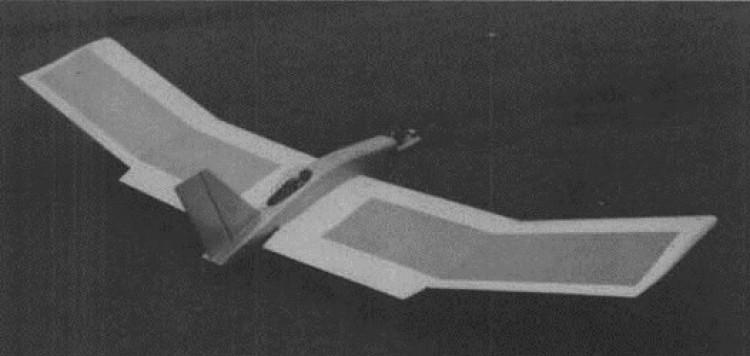 Gross Vogl II model airplane plan