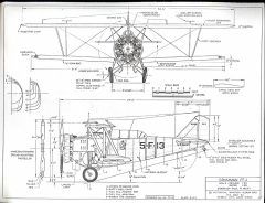 Grumman FF-1 model airplane plan