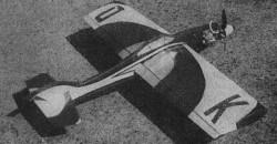 Haero model airplane plan