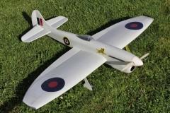 Hawker Tempest Mk V model airplane plan