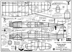 Heinkel he100d model airplane plan