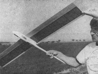 Hit model airplane plan