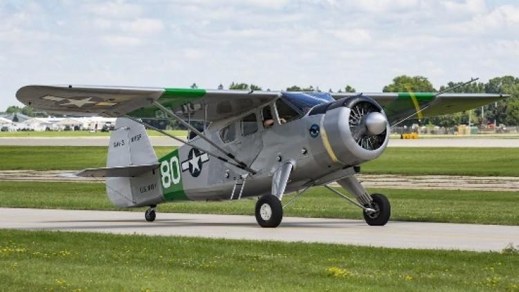 Howard DGA-15 model airplane plan