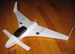 Hyper EZ model airplane plan