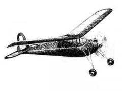 Inspirer model airplane plan