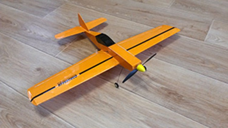 Jaguar 180 model airplane plan