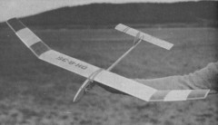 Janek model airplane plan