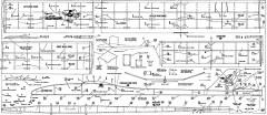 Jetstream A1 Ambroid model airplane plan