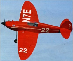 Jezebel model airplane plan