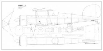 Jimmy 2 model airplane plan
