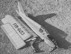 Junak model airplane plan