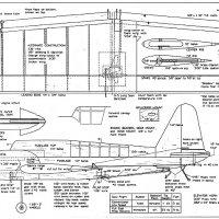 Gas Rc Airplane Motors 4 Stroke Gasoline RC Motors Wiring