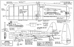 Kingfisher Aircraft Carrier Competition. model airplane plan