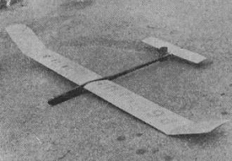 Kaca 4 model airplane plan