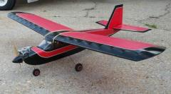 Kadetito model airplane plan