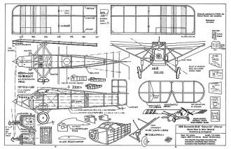 Peanut Plans Aerofred Download Free Model Airplane Plans