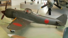 Kawasaki Ki-100 model airplane plan