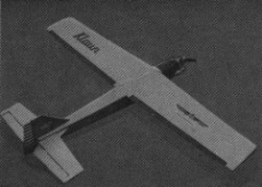 Klaun model airplane plan