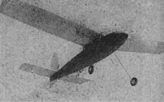 Komar Camel model airplane plan