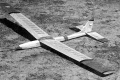 Kormoran model airplane plan