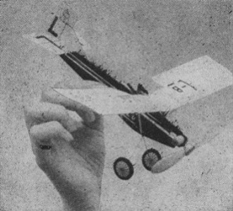 Kunkadlo model airplane plan