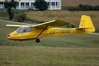LF 109 Pionyr model airplane plan