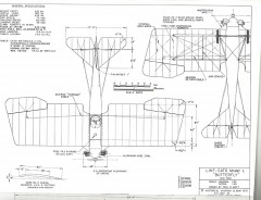 LWF-Cato Model L model airplane plan