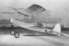 Leprechaun model airplane plan