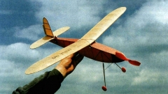 Letna model airplane plan