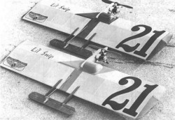 Lil Snip model airplane plan