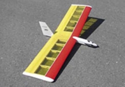 Little Plank III model airplane plan