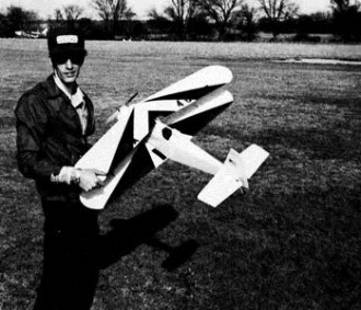 Little Toot model airplane plan
