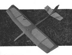Luci model airplane plan