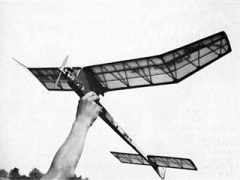 Lunar-Tic model airplane plan