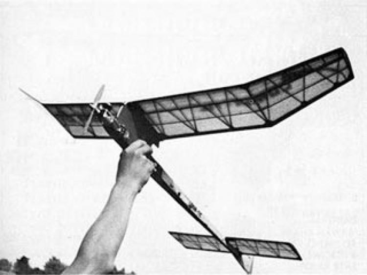 Lunar-Tic model airplane plan