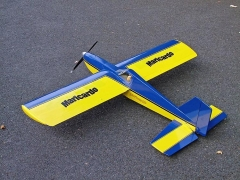 Maricardo model airplane plan